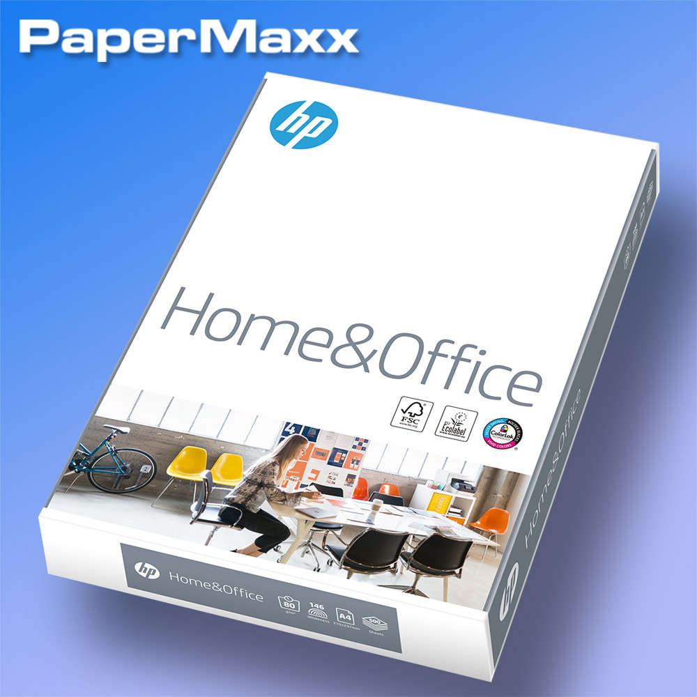 HP Home & Office Papier CHP150 A4 80g - ab 2,79 €/Pack