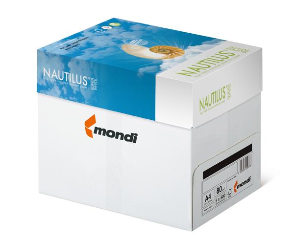 nautilus superwhite recyclingpapier fsc a4 80g ab 3 59. Black Bedroom Furniture Sets. Home Design Ideas