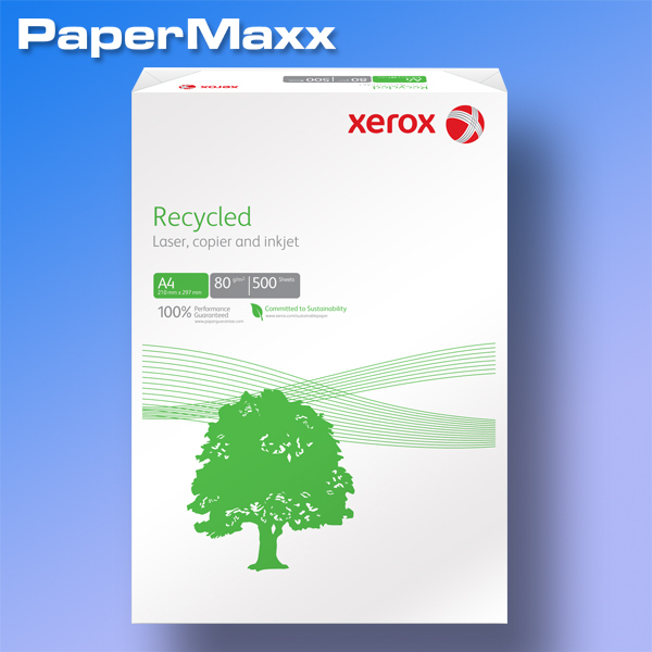 xerox recycled kopierpapier iso 70 a3 80g papermaxx. Black Bedroom Furniture Sets. Home Design Ideas