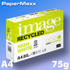 image Recyled high white Recycling-Papier, ISO 100 A4 75g