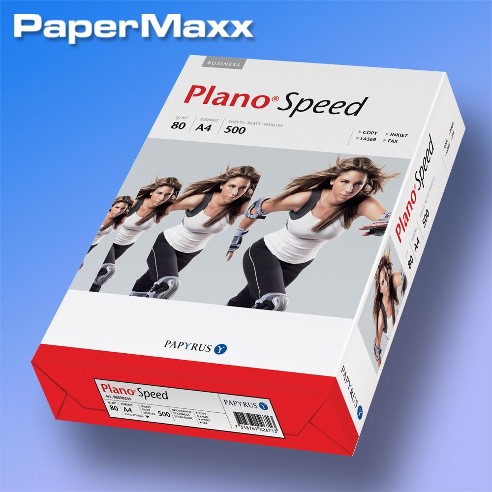 Kopierpapier A4 SKY SPEED 2500 Blatt FREI HAUS preiswertes 80g Druckerpapier