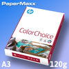 HP Color Choise Papier CHP762 A3 120g