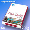 HP Color Choise Papier CHP755 A4 200g